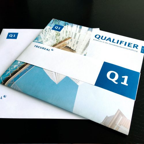 Q1 Kunden-Mailing Immobilienwerbung